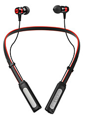 cheap -S102 Neck Band Bluetooth4.1 Headphones Dynamic Acryic / Polyester Sport & Fitness Earphone Stereo Headset