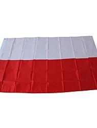 Недорогие -Праздничные украшения Спортивные мероприятия Кубок мира Государственный флаг Польша 1шт