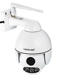 cheap -WANSCAM® 2.0MP Full HD 1080P IP66 Waterproof Security Wireless IP Camera 5X Zoom 50m IR Night Vision Motion Detection