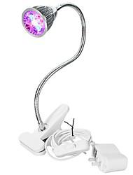 Недорогие -1шт 5W 450lm E26 / E27 Растущая лампа 5 Светодиодные бусины Высокомощный LED Декоративная Белый Синий Красный 85-265V