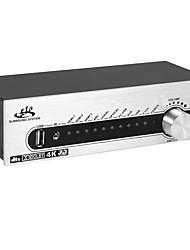 Недорогие -Factory OEM SNHD951A 9 HDMI 1.3 HDMI 1.4 3,5 мм аудио разъем RCA COAX HDMI 1.3 HDMI 1.4 3RCA USB 2.0 Female - Female 4K*2K 10 Гб / сек.