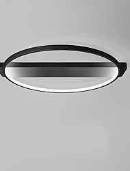 cheap -32W Modern Style Round Simplicity LED Ceiling Lamp Flush Mount Living Room Bedroom