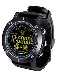 Недорогие -JSBP EX19 Многофункциональные часы Смарт Часы Android iOS Bluetooth Контроль APP Израсходовано калорий Работает с системами iOS и Android. Напоминание о сообщении Напоминание о звонке / Таймер