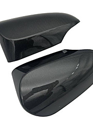 baratos -2pcs Carro Capas de Espelho Lateral Negócio Tipo de fivela For Espelho Retrovisor For Toyota Corolla 2017 / 2016 / 2015