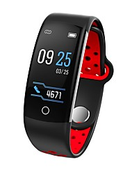 cheap -Smartwatch iOS / Android Calories Burned / Exercise Record / Message Reminder Pedometer / Sleep Tracker / Find My Device / Alarm Clock