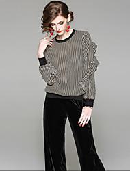 economico -Blusa Per donna Essenziale A strisce