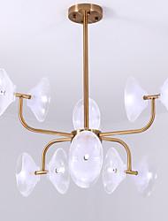 abordables -ZHISHU Lámparas Araña Luz Ambiente - Mini Estilo, 110-120V / 220-240V Bombilla no incluida / G4 / 10-15㎡