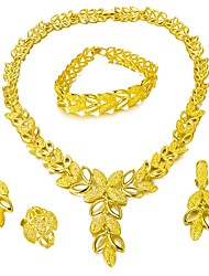 cheap -Jewelry Set - Tree of Life Fashion, Statement Include Gold For Wedding / Party / Earrings