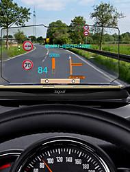 Недорогие -ziqiao универсальный автомобиль gps hud head up держатель дисплея для отображения автомобиля km / h mph