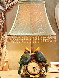 cheap -Rustic/Lodge Decorative Table Lamp For Resin 220-240V