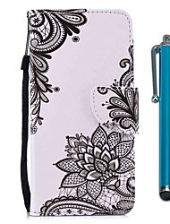 cheap -Case For Huawei Mate 10 lite Mate 10 pro Card Holder Wallet with Stand Flip Magnetic Full Body Cases Flower Hard PU Leather for Mate 10