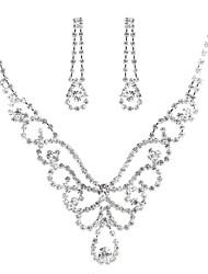 cheap -Women's Jewelry Set - Butterfly Classic, Sweet, Elegant Include Bridal Jewelry Sets Silver For Wedding / Party