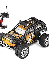 Недорогие -Машинка на радиоуправлении WLtoys WL A979-4 2.4G На дороге / Скалолазание автомобилей / Внедорожник 1:18 Коллекторный электромотор 50 km/h