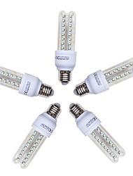 Недорогие -5 шт. 9 W 720 lm E26 / E27 LED лампы типа Корн T 48 Светодиодные бусины SMD 2835 Холодный белый 220-240 V