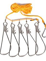 economico -Strumenti di pesca Accessori di pesca Facile da usare Impermeabile corda intrecciata Inossidabile PE Pesca di mare Pesca a mosca Pesca a