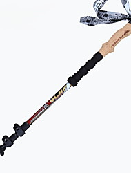 cheap -Smart Cane Travel Climbing Camping Outdoor Mountain 135cm Straight Handle Stablity Wearable