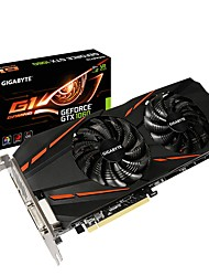 Недорогие -GIGABYTE Video Graphics Card GTX1060 МГц 8008 МГц 3 GB / 192 бит GDDR5