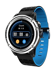 abordables -Montre Smart Watch S1 for Android 4.0 Ecran Tactile Moniteur de Sommeil / Minuterie / Fonction réveille / 72-100 / MTK2503 / Chronographe