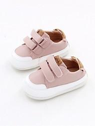 povoljno -Djevojčice Dječaci Cipele PU Proljeće Jesen Cipele za bebe Sneakers za Kauzalni Obala Crn Pink