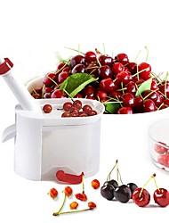 baratos -Utensílios de cozinha Plásticos Gadget de Cozinha Criativa Para a Casa Fruta Removedor de sementes 1pç