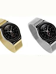 preiswerte -Uhrenarmband für Gear Sport Samsung Galaxy Sport Band Edelstahl Handschlaufe