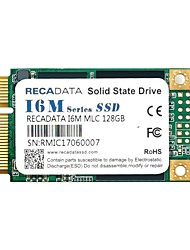 Недорогие -RECADATA Предприятие жесткого диска 128GB SATA 3.0 (6 Гбит / с) RD-msata-SSD