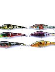 cheap -6pcs pcs Vibration / VIB Fishing Lures Vibration / VIB Hard Bait ABS Outdoor Sports & Outdoors Sea Fishing Fly Fishing Bait Casting