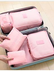 povoljno -Terilen Ručna torba Patent-zatvarač za Vanjski Sva doba Pink Tamno crvena