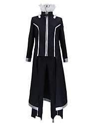 cheap -Inspired by Sword Art Online Cosplay / SAO Kirito Swordman Anime Cosplay Costumes Cosplay Suits Other Long Sleeve Coat / Pants / Gloves For Men's / Women's Halloween Costumes