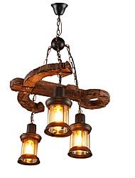 cheap -3-Light Chandelier Downlight - Mini Style, 110-120V / 220-240V Bulb Not Included / 5-10㎡ / FCC / E26 / E27