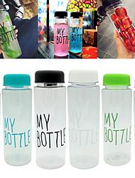 Недорогие -Drinkware Бокал pet / PP Компактность / Мультфильмы / Boyfriend Подарок Для занятий спортом / На каждый день