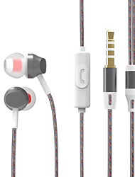 cheap -TG-035 In Ear Audio IN Headphones Dynamic Aluminum Alloy Sport & Fitness Earphone Headset