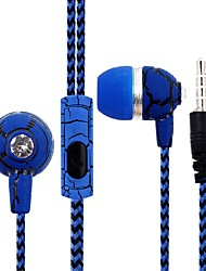 cheap -3B01LS91A In Ear Wire Headphones Dynamic PVC (Polyvinylchlorid) Sport & Fitness Earphone Headset