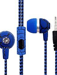 abordables -3B01LS91A Dans l'oreille Fil Ecouteurs Dynamique PVC (Polyvinylchlorid) Sport & Fitness Écouteur Casque