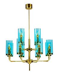 billige -QIHengZhaoMing Candle-stil Lysestager Baggrundsbelysning 110-120V / 220-240V, Varm Hvid, Pære Inkluderet / 15-20㎡