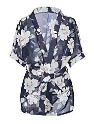 cheap -Women's Suits Nightwear - Print, Floral