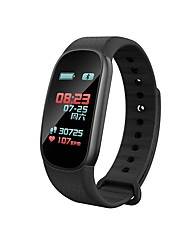 cheap -Bracelet Watch F63 for Android iOS Bluetooth Bluetooth Fitness Tracker / Finger sensor