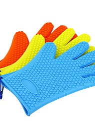 cheap -Fishing Gloves Gloves Fingertips Non-Slip Wear-Resistant Rubber Jigging Sea Fishing Fly Fishing Bait Casting Ice Fishing Spinning Jigging