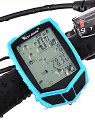 cheap -WEST BIKING® Bike Computer / Bicycle Computer Cycling Speedometer Stopwatch 20 Functions Waterproof Backlight Wired Odometer Cycling /
