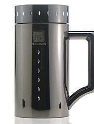 Недорогие -Drinkware Нержавеющая сталь Вакуумный Кубок сохраняющий тепло 1 pcs