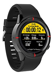 abordables -Montre Multifonctionnelle / Montre Smart Watch JSBP-GW12 for Android 4.4 Calories brulées / Répondre à un Appel / Passer un Appel