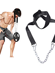cheap -KYLINSPORT Head Harness/Neck Harness Exercise & Fitness Gym Neck Exercise Nylon