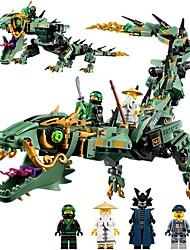 povoljno -Kocke za slaganje 582pcs Ninja Fokus igračka Stres i anksioznost reljef Ninja Igračke za kućne ljubimce Poklon