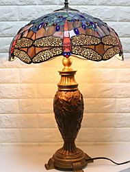 cheap -Traditional/Classic Decorative Table Lamp For Metal 220-240V