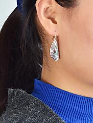 cheap -Women's Drop Earrings - Casual / Fashion Silver Shell Earrings For Daily / Date