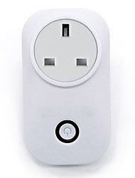 cheap -Smart Wifi Wireless Socket Plug App iOS Android Convenient Control Your Fixture From Anywhere Home Automation