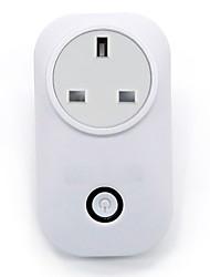Недорогие -smart wifi wireless socket plug app ios android удобное управление вашим устройством из любой точки дома