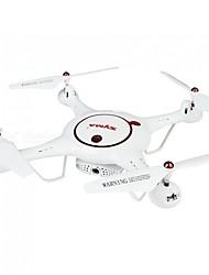 abordables -RC Dron SYMA X5UW-D 4 Canales 6 Ejes 2.4G Con Cámara HD 2.0MP 720P Quadccótero de radiocontrol  FPV / Vuelo Invertido De 360 Grados / Con