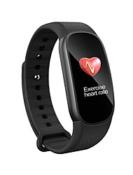 cheap -Smart Bracelet Smartwatch YY-F603 for Android 4.4 / iOS Blood Pressure Measurement / Calories Burned / Pedometers / Multi-functional / APP Control Pulse Tracker / Pedometer / Call Reminder / Activity