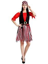 Недорогие -Пираты Карибского моря Инвентарь Универсальные Хэллоуин Карнавал День мертвых День первого дурака Маскарад День Святого Валентина День